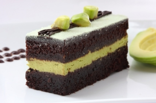 Avocado Chocolate Cake