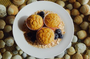 Banana and Oat Breakfast Muffins