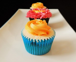 Tropical Cupcakes 2