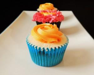 Tropical Cupcakes 2