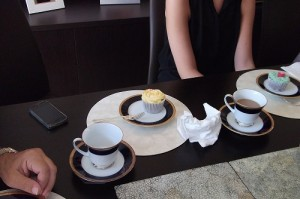 Family Afternoon Tea Party